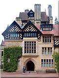 NU0702 : Terrace entrance to Cragside house by Andy F