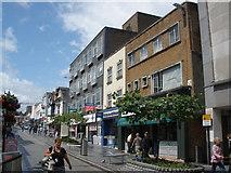 SX9164 : Union Street, Torquay by Roger Cornfoot