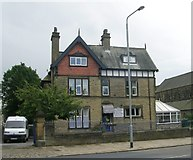 SE0824 : Alexander House - Savile Park Road by Betty Longbottom