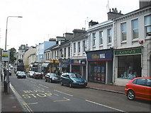 SX9064 : Lucius Street, Torquay by Roger Cornfoot