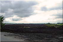 N6454 : Peat extraction near Raharney, Co. Westmeath by Dylan Moore