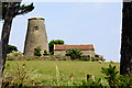 NZ9700 : Another View of Beacon Windmill by Mike Baldwin