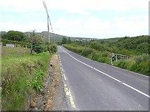 C3843 : Road at Meendoran by Kenneth  Allen