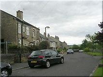 SE1527 : Fairfield Road - Balme Lane by Betty Longbottom