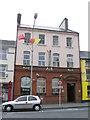 C3432 : Allied Irish Bank, Buncrana by Kenneth  Allen