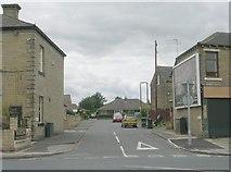 SE1527 : Crown Street - Huddersfield Road by Betty Longbottom