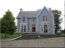 C3412 : Former Manse, Monreagh by Kenneth  Allen