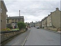 SE1527 : Perseverance Street - Huddersfield Road by Betty Longbottom
