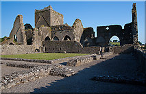S0640 : Hore Abbey, Cashel by Mike Searle