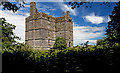 W9972 : Castles of Munster: Ightermurragh, Cork (1) by Mike Searle