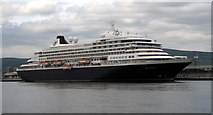 J3576 : Cruise ship 'Prinsendam' at Belfast by Rossographer