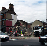J3271 : Demolition, Belfast by Rossographer