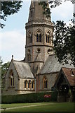 TQ1450 : St.Barnabas Church, Ranmore Common by Peter Trimming