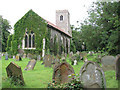 TM1495 : All Saints Church by Evelyn Simak
