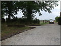 SE7933 : Public Footpath at Spaldington Outside by Glyn Drury