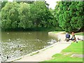 TL0551 : Bedford Park Lake by Rich Tea