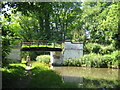 SJ6275 : Trent & Mersey Canal and Bridge by Sue Adair