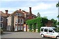TG1908 : Earlham Hall, Earlham Park (2) by N Chadwick