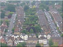 SU9849 : Bray Road, Agraria Road by Colin Smith