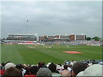 SJ8195 : Old Trafford 3rd Test June 2007 by Richard Hoare