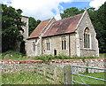 TM0191 : All Saints Church by Evelyn Simak