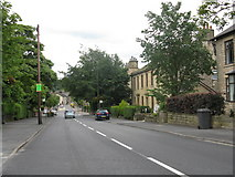 SJ9995 : Mottram - Stalybridge Road by Peter Whatley