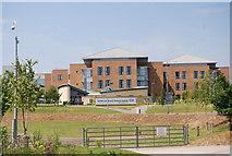 TG1807 : Norfolk & Norwich University Hospital by N Chadwick