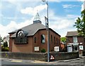 SJ9392 : Woodley Methodist Church by Gerald England