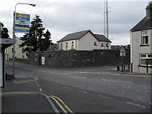 J2053 : Police Station, Dromore by Dean Molyneaux