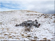 NS6682 : Fairey Firefly Wreckage - Image #2 by James T M Towill