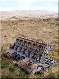 NS6682 : Fairey Firefly Wreckage - Image #3 by James T M Towill