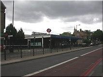 TQ3479 : Bermondsey Underground Station by Mike Faherty