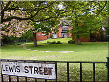 SO9596 : Lewis Street View by Gordon Griffiths
