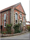 TM0890 : Converted Primitive Methodist Chapel by Evelyn Simak
