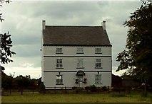 SJ6298 : Byrom Hall, Slag Lane Lowton by Alan Nixon