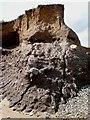 TA1758 : Boulder clay cliffs by Dr Patty McAlpin