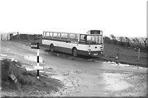 C2347 : Lough Swilly bus near Fanad Head by Albert Bridge