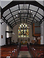 TM3464 : Inside St.Michael's Church, Rendham by Adrian Cable