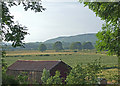 SD4380 : Meathop farmland by Dennis Turner