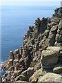 SW3424 : Pordenack Point by Derek Harper