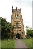 SP0343 : Evesham bell tower by Richard Croft