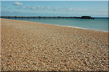 TR3752 : Deal Pier by Philip Halling