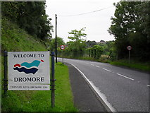 "J2053 : ""Welcome to Dromore"", Mossvale by Dean Molyneaux"