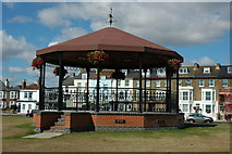 TR3751 : Bandstand in Deal by Philip Halling