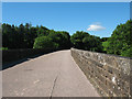 NY7808 : Looking south-west along Merrygill Viaduct by Stephen Craven