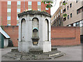 TQ3379 : All that's left of St Olave's? by Stephen Craven