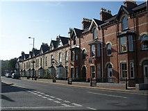 SJ0566 : Ruthin Road, Denbigh by Roger Cornfoot
