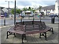 H8570 : The Square, Stewartstown by Kenneth  Allen