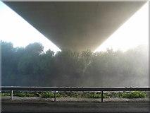 O0575 : M1 Boyne Bridge from underneath by JP