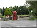 SN0403 : Milton Telephone Box by Peter Whatley